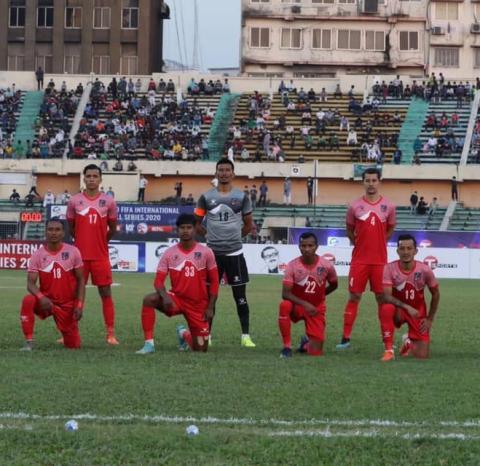 बंगलादेशसँग नेपाल २-० ले पराजित
