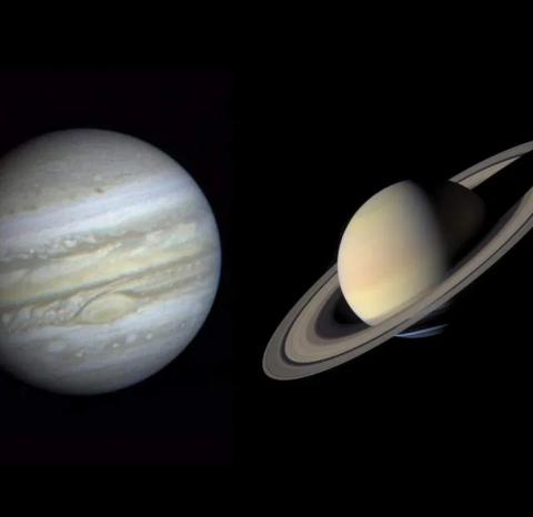 ८०० वर्षपछिको यो दुर्लभ संयोग : आज राति बृहस्पति र शनिलाई सहजै देख्न सकिने
