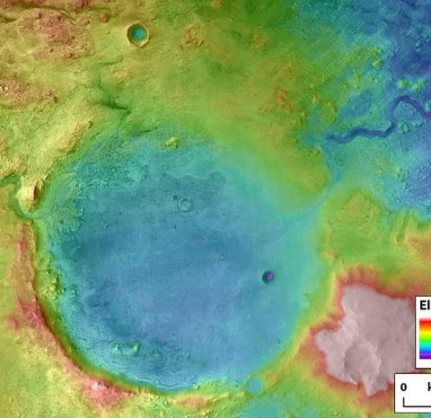 'आई एम् वेल' भन्दै मंगल ग्रह पुगेको हेलिकोप्टरले पठायो सन्देश