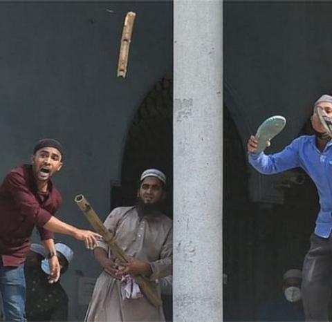 नरेन्द्र मोदीको बंगलादेश भ्रमणको विरोधमा भएको प्रदर्शनमा पाँच जनाको मृत्यु