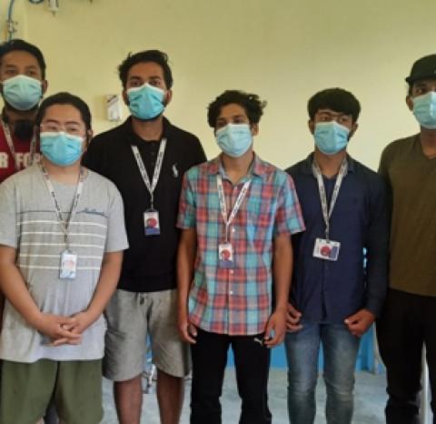 राष्ट्रिय आविष्कार केन्द्रको अर्को सफलता, नेपालमै पहिलो मिनि अक्सिजन प्लान्ट भीरकोट नगर अस्पताललाई हस्तान्तरण