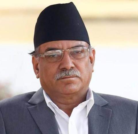 नेपाली कम्युनिस्ट आन्दोलन 'रूढिवाद'को चपेटामा पर्यो : प्रचण्ड