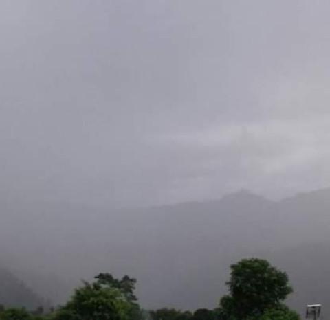 मनसुन बाहिरिन एक साता लाग्ने, बुधबारसम्म वर्षा हुने